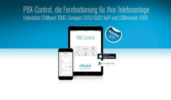 Auerswald App PBX Control